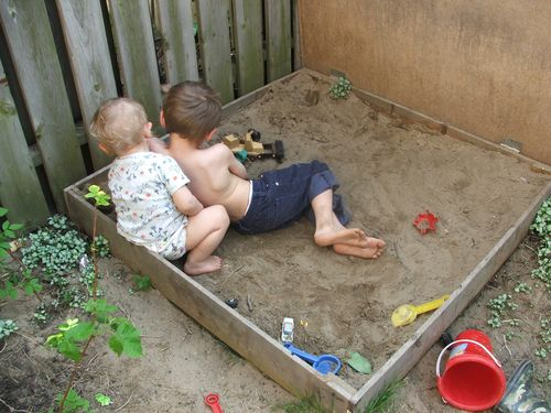 100416 031 - Together in the Sandbox