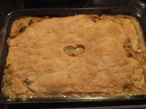 100922 012 - Chicken Pot Pie