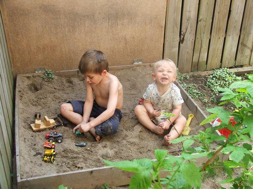 100416 020 - Playing in the Sandbox