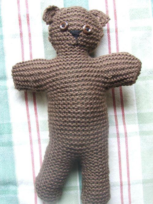 100518 016 - One Funny Looking Teddy Bear