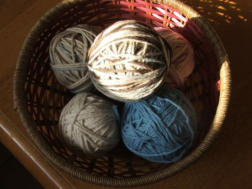 100729 001 - Cotton Yarn