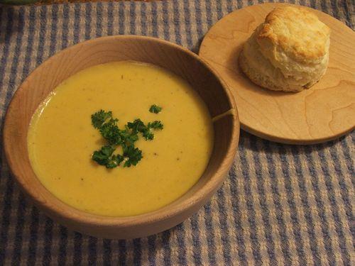 101030 010 - pumpkin soup