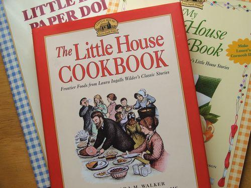 110113 009 - Little House books