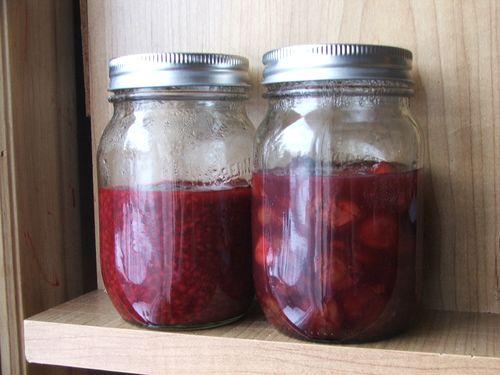 DSCF1238 - Fruit sauce