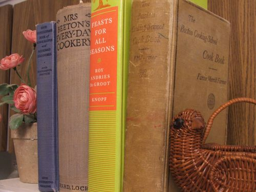 DSCF1363 - old cookbooks