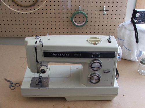 DSCF3830 - Sewing Machine