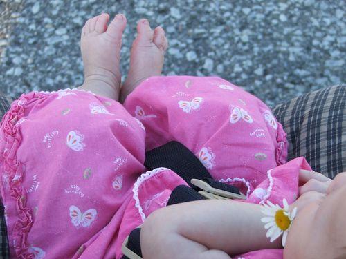 DSCF2951 - Baby toes