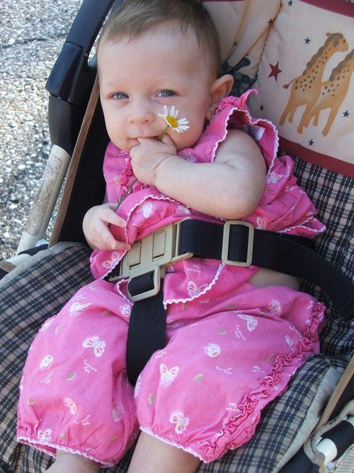 DSCF2954 - Amy in stroller