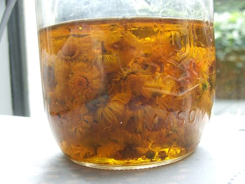 DSCF3539 - Calendula Infused Oil