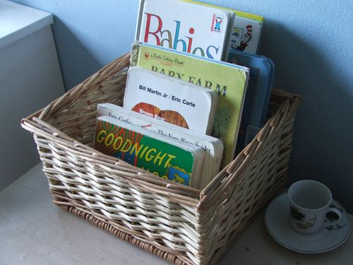 DSCF3664 - Book Basket