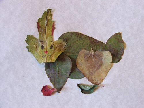 DSCF4340 - Leaf Bunny