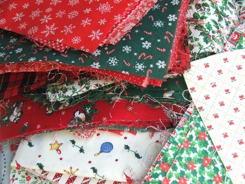 DSCF4408 - Christmas fabric