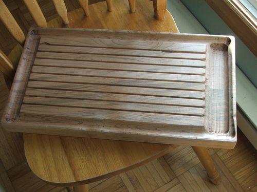 DSCF4512 - Maple cutting board